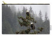 Eagles On Watch 1 Carry-all Pouch