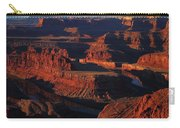 Early Morning Light Hits Dead Horse Point State Park Carry-all Pouch