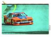 Early 1980s Mercury Capri Scca Trans-am Racer Carry-all Pouch
