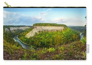 Early Autumn At Genesee River Canyon New York Carry-all Pouch
