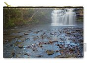 Early Autumn At Pixley Falls Carry-all Pouch