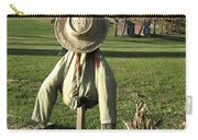 Early Autumn Scarecrow Carry-all Pouch