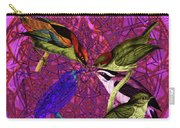 Early Bird Solar Energy Carry-all Pouch by Joseph Mosley