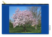 Early Blooms Carry-all Pouch