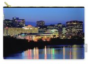 Early Evening In Hartford Carry-all Pouch