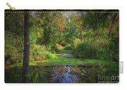 Early Fall At Montauk State Park  Carry-all Pouch