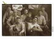 Early Monterey Baseball Team Circa 1895 Carry-all Pouch