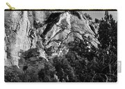 Early Morining Zion B-w Carry-all Pouch
