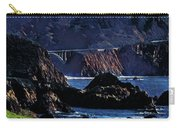 Early Morning At Bixby Creek Bridge Carry-all Pouch