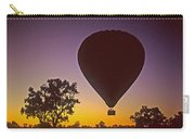Early Morning Balloon Ride Carry-all Pouch