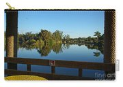 Early Morning In Lakes Park Fort Myers  Carry-all Pouch