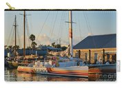 Early Morning In The Harbor Carry-all Pouch