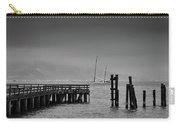 Early Morning Fog In The San Francisco Bay Carry-all Pouch