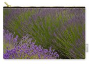 Early Morning Lavender Carry-all Pouch