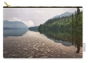 Early Morning On Lake Mcdonald II Carry-all Pouch