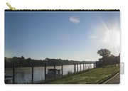 Early Morning On The Savannah River Carry-all Pouch