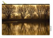Early Morning Reflections Carry-all Pouch