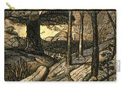 Early Morning Carry-all Pouch by Samuel Palmer