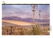 Early Morning Yucca - White Sands - New Mexico Carry-all Pouch