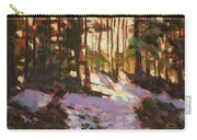 Early Spring Near Hyak Carry-all Pouch