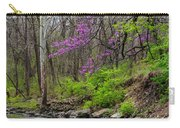 Early Spring On Mill Creek 2 Carry-all Pouch