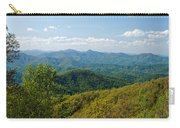 Early Spring On The Blue Ridge Parkway Carry-all Pouch