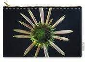 Early Stage Of Cone Flower Bloom Carry-all Pouch