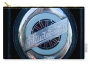 Early Studebaker Grill Emblem Carry-all Pouch