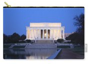 Early Washington Mornings - The Lincoln Memorial Carry-all Pouch