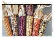 Ears Of Indian Corn Carry-all Pouch