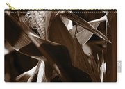 Ears To You Corn - Sepia Carry-all Pouch