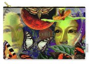 Earth Energy Meridan Carry-all Pouch