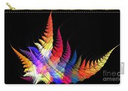 Earth Fern Carry-all Pouch