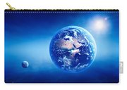 Earth Sunrise Deep Space Carry-all Pouch