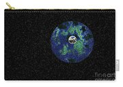 Earth To The Moon Carry-all Pouch