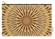Earth Tones - Mandala Carry-all Pouch