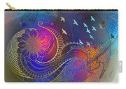 Earth, Zen, Peace 2 Carry-all Pouch