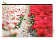 East And West A Dutch Tulip Story Carry-all Pouch