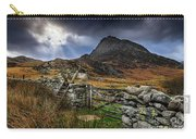 East Face Tryfan Snowdonia Carry-all Pouch