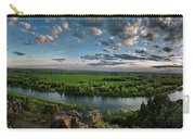 East Idaho View Carry-all Pouch