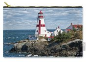 East Quoddy Lighthouse Carry-all Pouch
