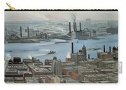 East River From Shelton Hotel Carry-all Pouch