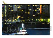 East River Traffic 2 New York Carry-all Pouch