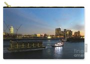 East River Traffic New York Carry-all Pouch