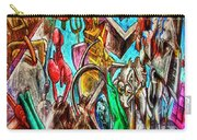 East Side Gallery Carry-all Pouch by Joan Carroll