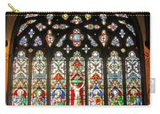 East Stained Glass Window Christ Church Cathedral 1 Carry-all Pouch