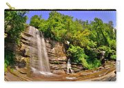 Eastatoe Falls/twin Falls 2 Carry-all Pouch