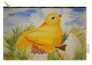 Easter Chick Carry-all Pouch
