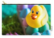 Easter Duckie Carry-all Pouch