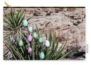 Easter Eggs On The Tree Carry-all Pouch
